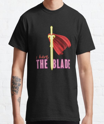 T-Shirts by Technoblade – Blade of My Own – TR0206 Technoblade Classic T-Shirt